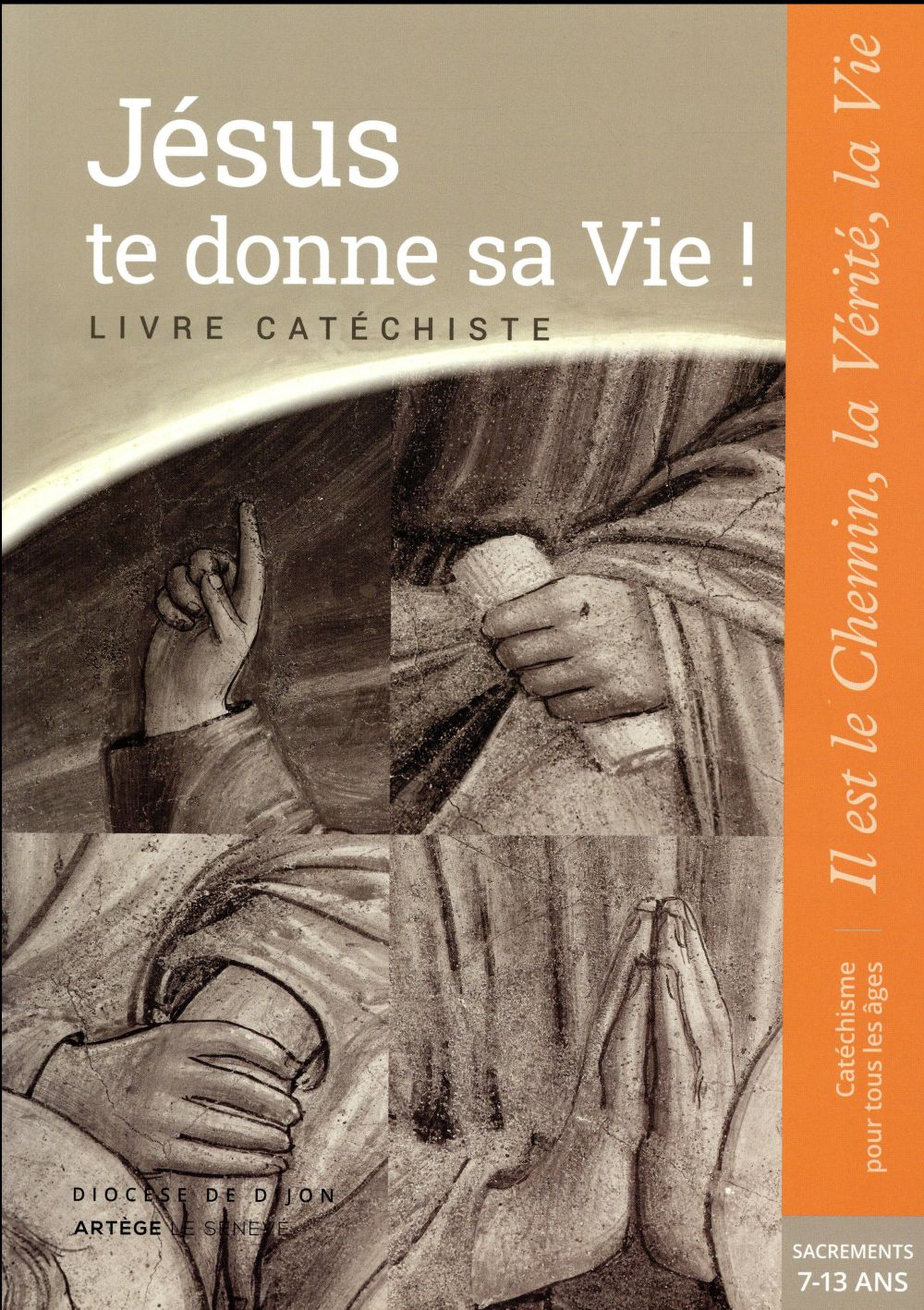JESUS TE DONNE SA VIE !  -  PREPARATION SACREMENT - CATECHISTE