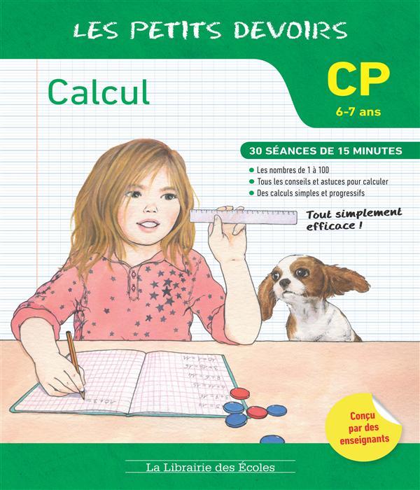 les petits devoirs ; calcul ; CP