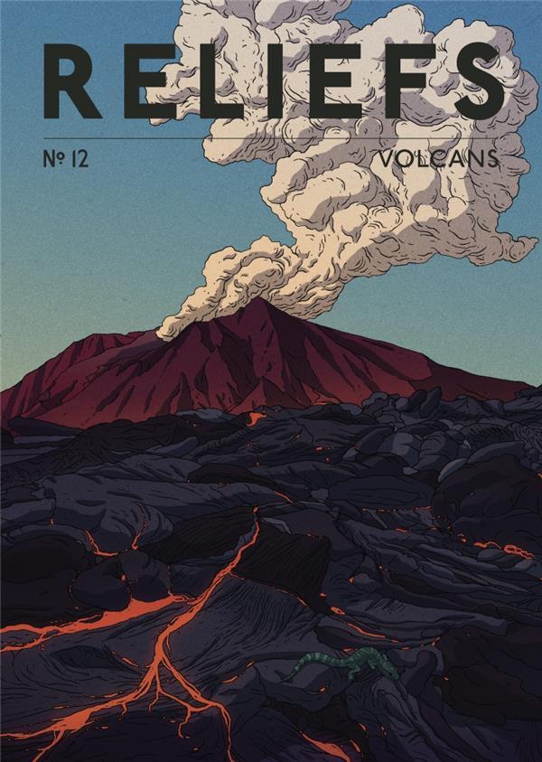 Reliefs ; volcans