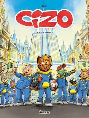 Cizo T.2 ; jungle football