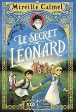 Vente Livre Numérique : Le secret de Léonard  - Mireille Calmel - Romain Mennetrier