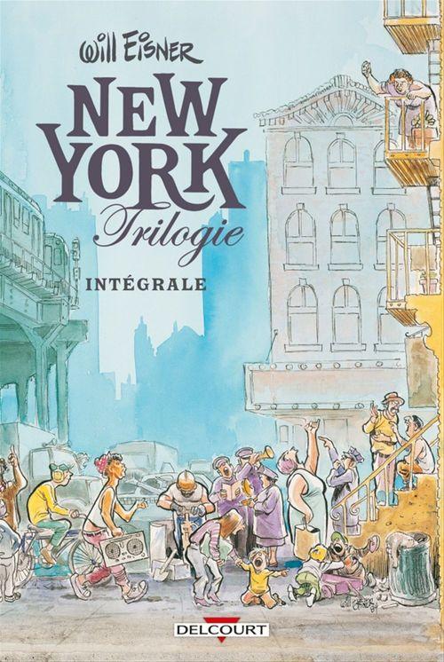 New York Trilogie - Intégrale  - Will Eisner