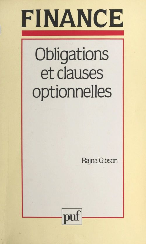 Obligations et clauses optionnelles