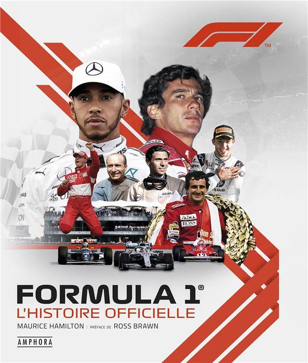 Formula 1, l'histoire officielle