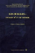 Vente EBooks : Les Halles  - Jean-Louis Robert - Myriam Tsikounas