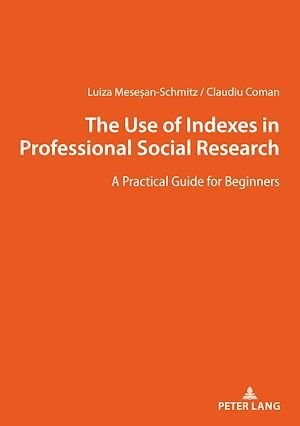 Vente E-Book :                                    The Use of Indexes in Professional Social Researches - Luiza Mesesan-Schmitz  - Claudiu Coman