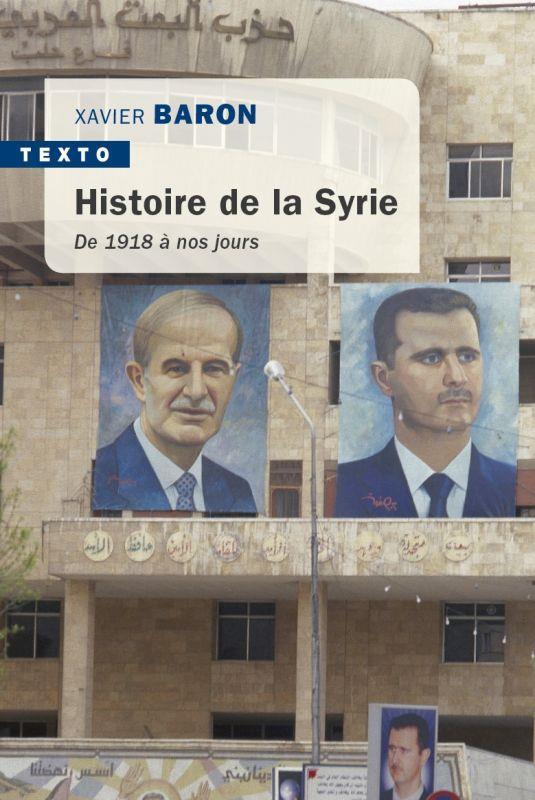 Histoire de la Syrie ; 1918 à nos jours