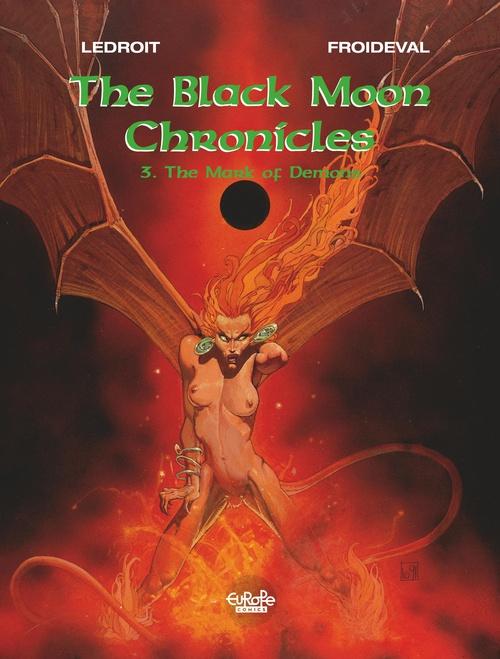 Black Moon Chronicles - Volume 3 -  The Mark of Demons