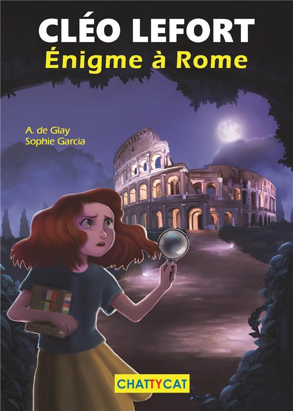 Cléo Lefort ; énigme à Rome
