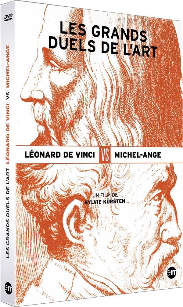 les grands duels de l'art, vol. 1 : Léonard de Vinci vs Michel-Ange