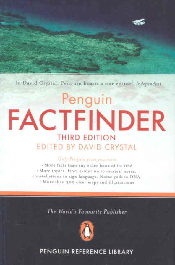 THE PENGUIN FACTFINDER - 3RD EDITION