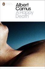 Vente Livre Numérique : A Happy Death  - Albert Camus
