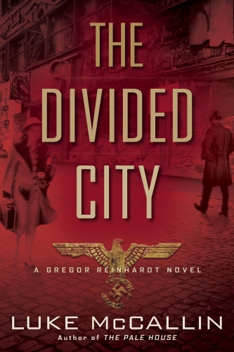 Vente EBooks : The Divided City  - Luke McCallin
