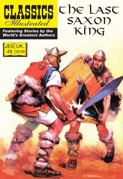 The Last Saxon King JES 49