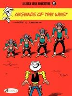 Vente Livre Numérique : Lucky Luke - Volume 57 - Legends of the West  - Morris - Patrick Nordmann