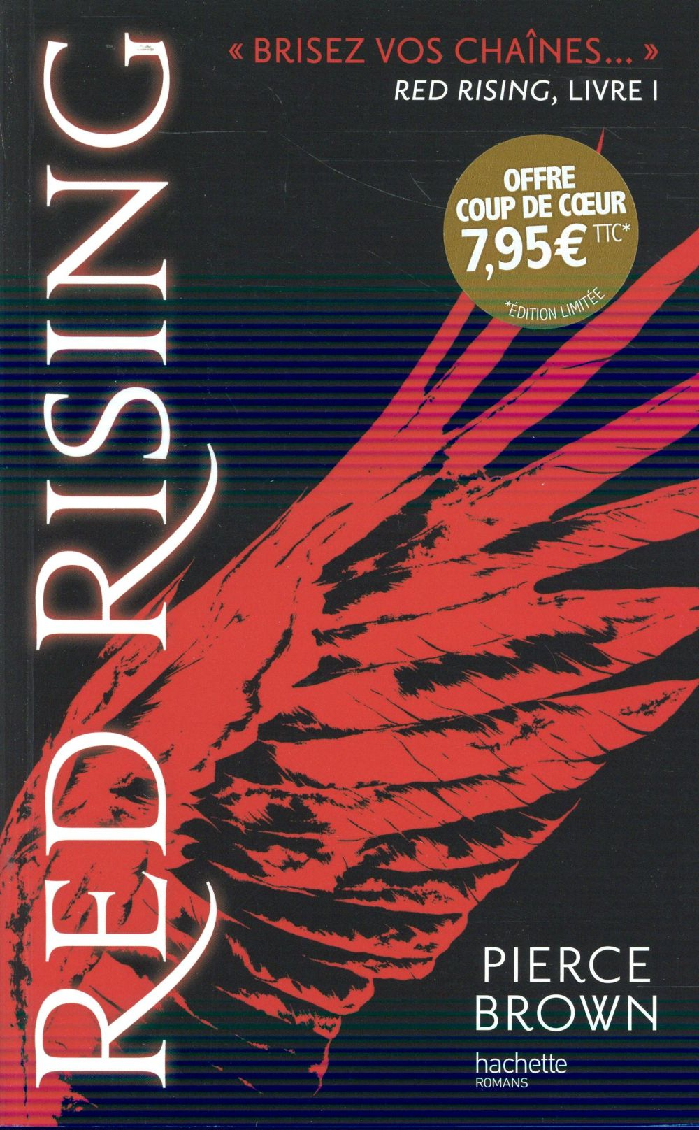 Red rising t.1 ; red rising