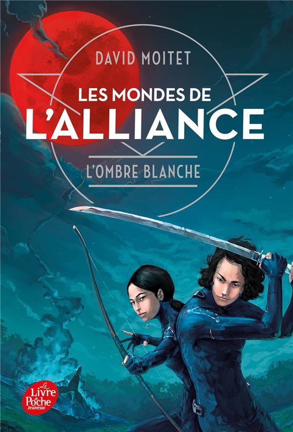 Les mondes de l'alliance T.1 ; l'ombre blanche