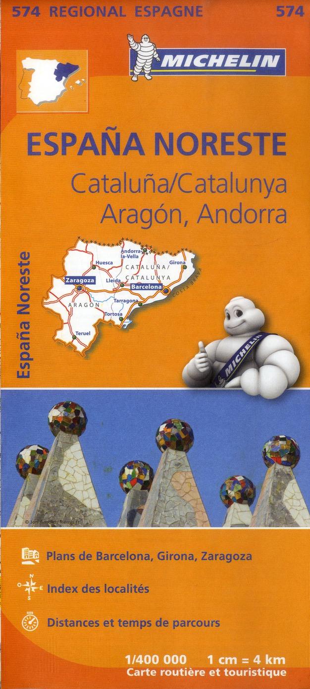 ESPANA NORESTE, CATALUNA, CATALUNYA, ARAGON, ANDORRA XXX