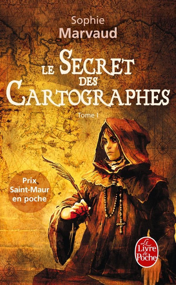 Le secret des cartographes t.1