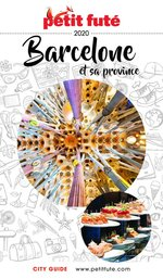 BARCELONE ET SA PROVINCE 2020 Petit Futé