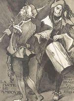 La flûte et le tambour  - Ferdinand Bac