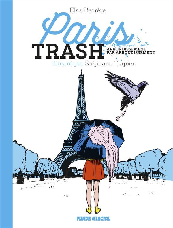 Paris trash, arrondissement par arrondissement