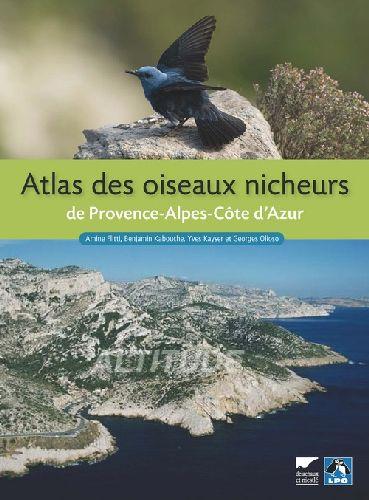 Atlas des oiseaux nicheurs de Provence-Alpes-Côte d'Azur