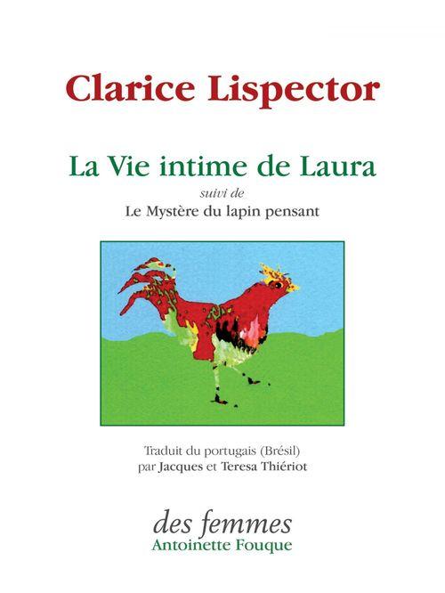 la vie intime de Laura ; le mystère du lapin pensant