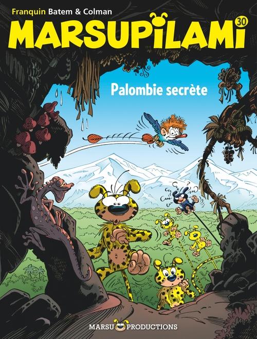 Marsupilami - Tome 30 - Palombie secrète