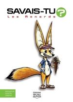 Vente Livre Numérique : SAVAIS-TU ? ; les renards  - Alain M. Bergeron - Sampar - Michel Quintin