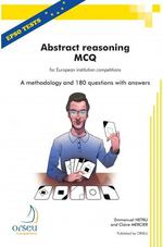 Abstract Reasoning Mcq For European Institution Competitions