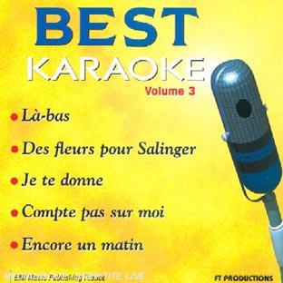 Best Karaoke Vol.3