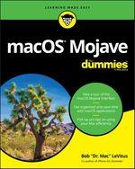 Vente Livre Numérique : MacOS Mojave For Dummies  - Bob LEVITUS