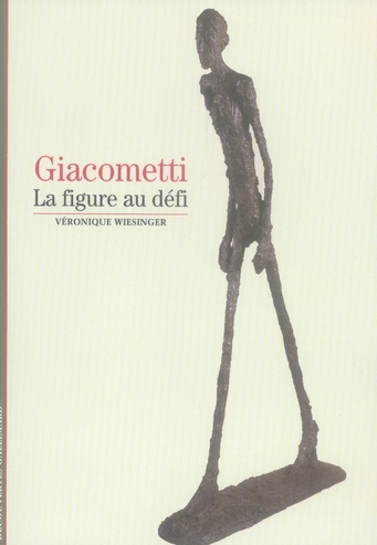 Giacometti ; la figure au défi