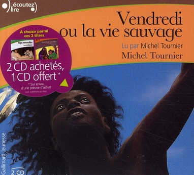 Vendredi Ou La Vie Sauvage Cd