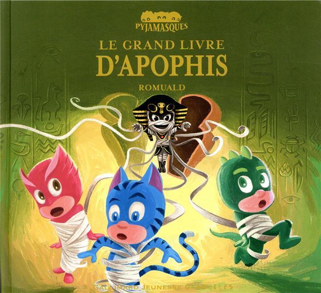 Le grand livre d'Apophis