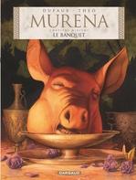 Vente Livre Numérique : Murena - Tome 10 - Le Banquet  - Jean Dufaux