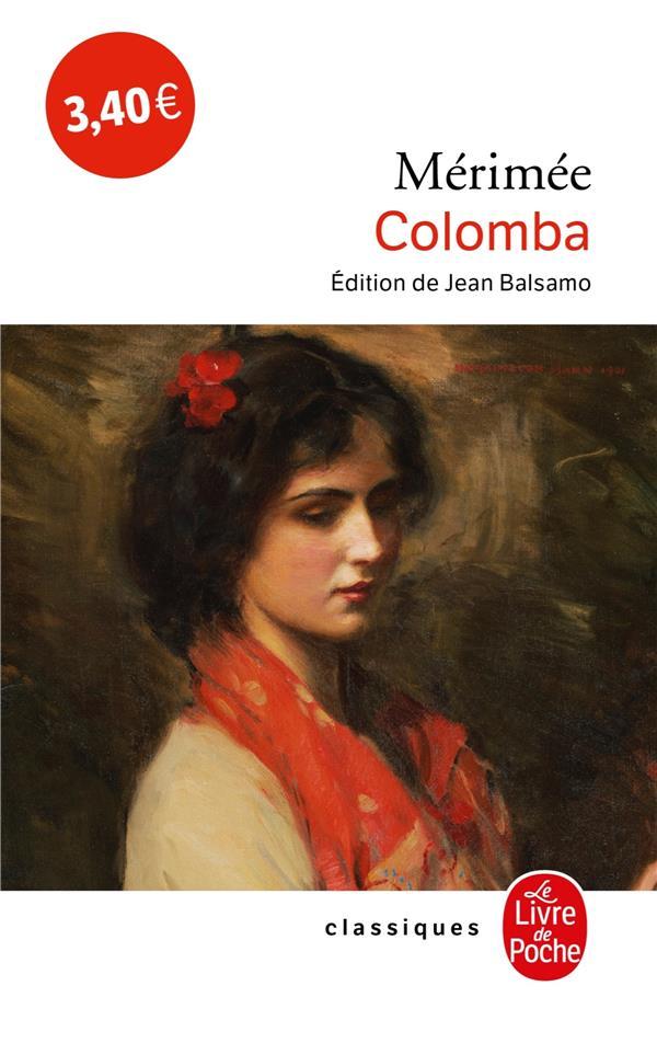 COLOMBA MERIMEE-P