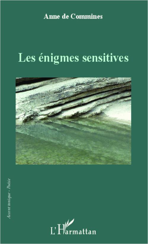 Les énigmes sensitives