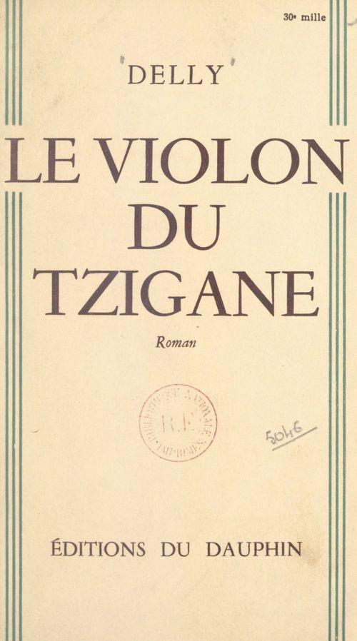 Le violon du Tzigane