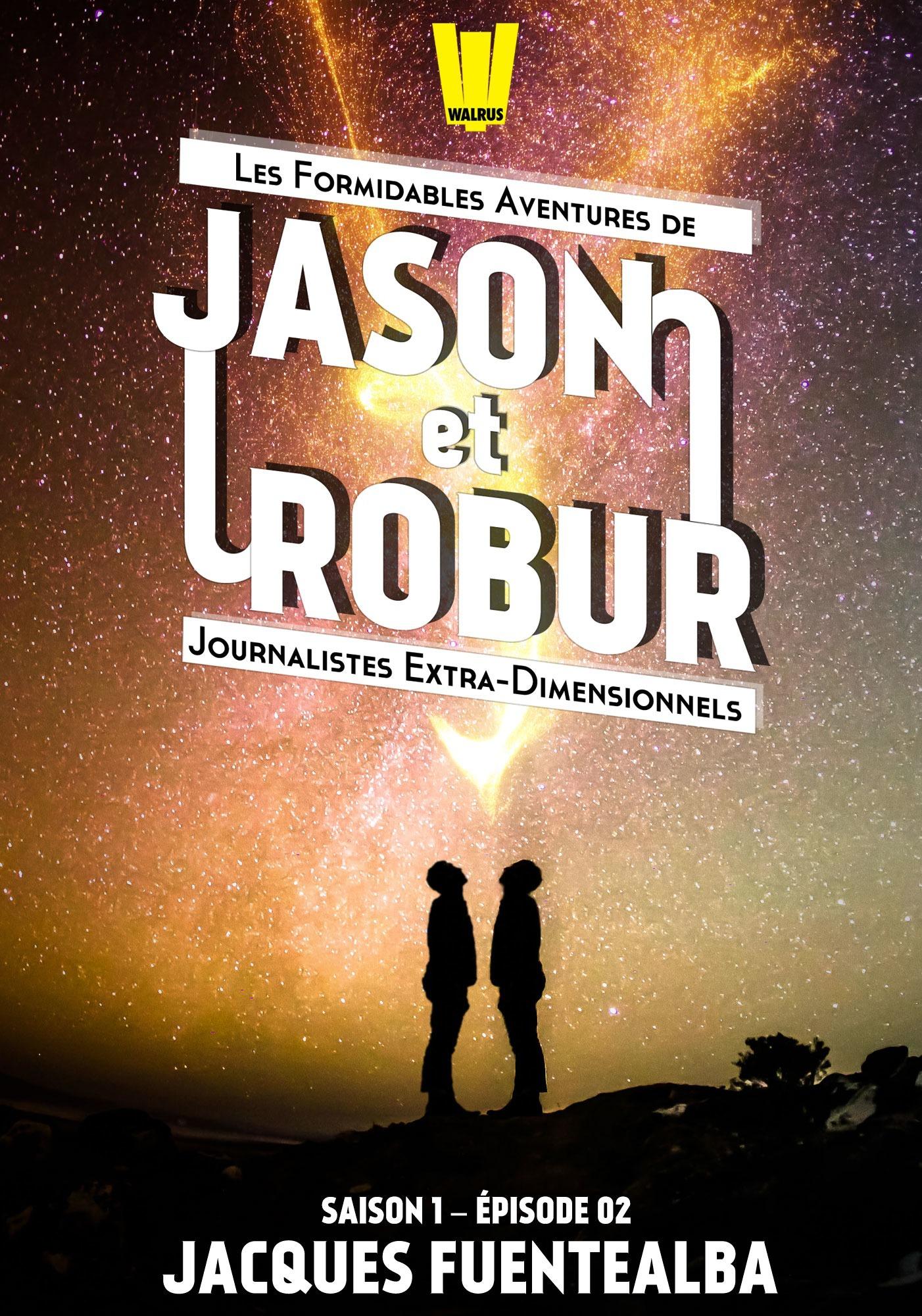 Jason et Robur t.2 ; foutu néologisme !