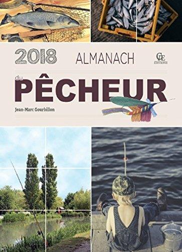 Almanach du pêcheur (édition 2018)