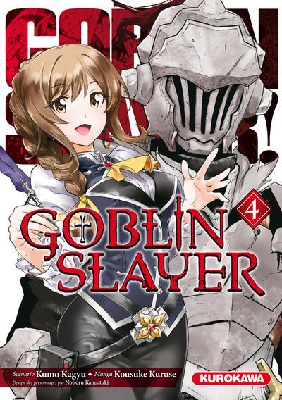Goblin slayer T.4