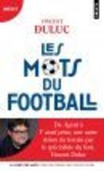 Vente Livre Numérique : Les Mots du football