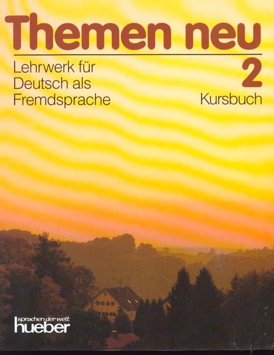 Themen neu 2 ; kursbuch