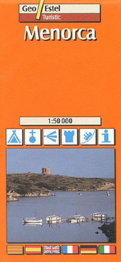 Menorca  1/50.000
