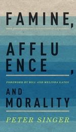 Vente Livre Numérique : Famine, Affluence, and Morality  - Peter SINGER