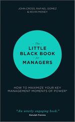 Vente Livre Numérique : The Little Black Book for Managers  - Kevin Money - Rafael Gomez - John Cross