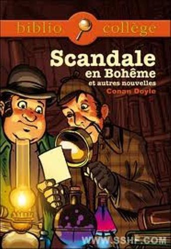 Scandale en Bohême et autres nouvelles