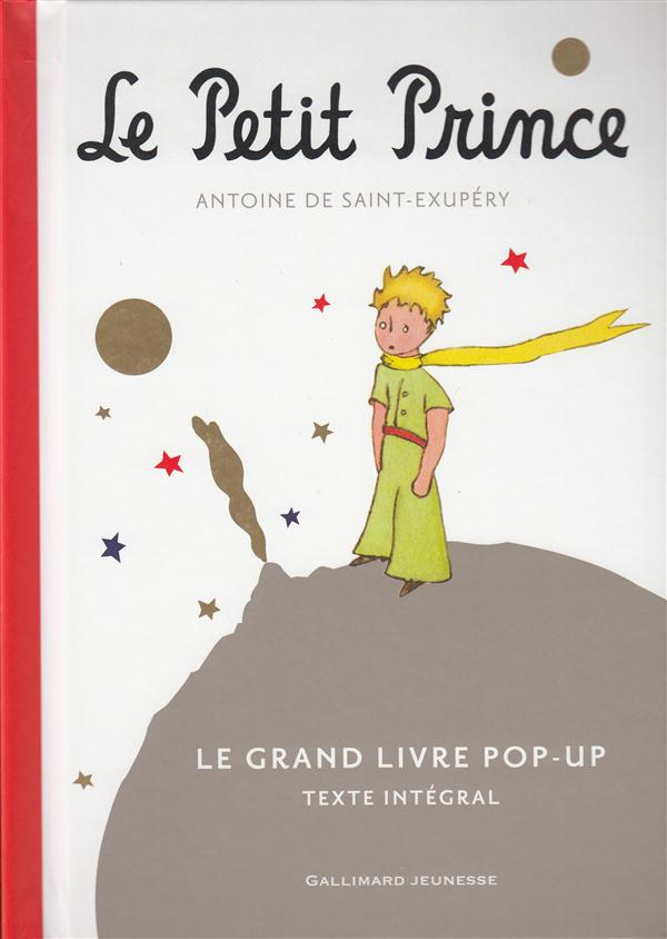 Le petit prince ; le grand livre pop-up